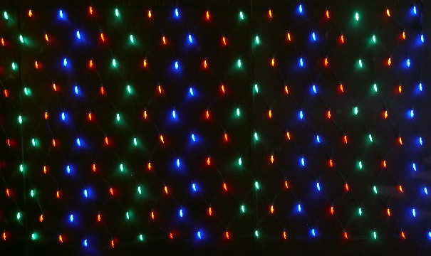 Multi, 4' x 6' Wide Angle 150 LED Net
